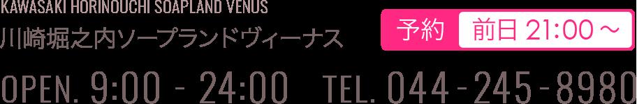 川崎ソープランドヴィーナス TEL.044-245-8980